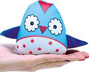 Союз производителей игрушек Игрушка-мочалка растущая в воде Филин (синий)