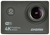 DIGMA FreeDrive Action 4K WIFI