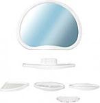 Белпласт Уют Набор пластиковой мебели белый (с347-2830)