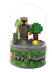 HYQ Minecraft в тубе, 33 эл.