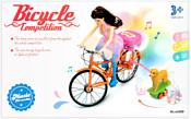 Darvish на велосипеде с собачками DV-T-1746 (в ассортименте)