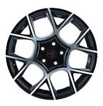 NZ Wheels F-26 6.5x16/5x114.3 D66.1 ET40 BKF
