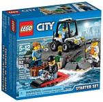 LEGO City 60127 Тюремный остров для начинающих