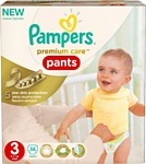 Pampers Premium Care Pants 3 Midi 56шт