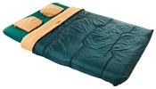 Quechua Комплект Sleepin'bed Cover 15° Camping двуспальный