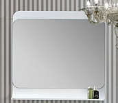 Belux Зеркало Итака (В75) (белый)