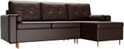 Mebelico Белфаст 59062 (экокожа, коричневый)