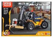 Jisi bricks (Decool) MecFactor 3379 Автопогрузчик