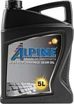 Alpine Syngear 75W-90 5л
