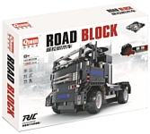 QiHui Auto Bricks Union 8008 Дорожный блок