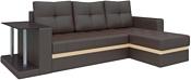 Mebelico Атланта М (коричневый) (58789)