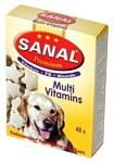 Sanal Premium Multivitamins для собак