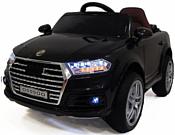 Electric Toys Audi Q3 Lux (черный)