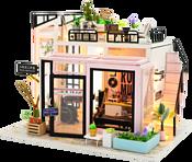 Hobby Day DIY Mini House Студия звукозаписи (M903)