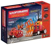 Magformers Vehicle 63139 Сверхмощные машины