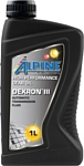 Alpine ATF DEXRON III (rot) 1л