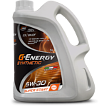 G-Energy Synthetic Super Start 5W-30 5л