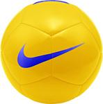 Nike Pitch Team SC3992-710 (5 размер, желтый/синий)