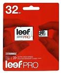 Leef PRO microSDHC Class 10 UHS-I U1 32GB + SD adapter