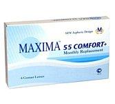 Maxima 55 Comfort+ (от -6,5 до -12,0) 8.6mm