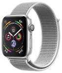 Apple Watch Series 4 GPS 44mm Aluminum Case with Sport Loop