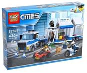 BLX Cities 82307 Полиция - Мобильный штаб