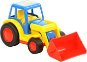 Полесье Базик трактор-погрузчик 37626