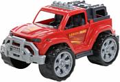Полесье Автомобиль Легион №3 (красный) 76120