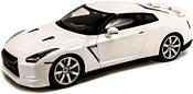 Bburago Tuners Nissan GT R 1:32 18-42016 (белый)