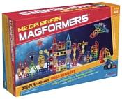 Magformers 63100 Mega Brain Set
