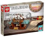 Lepin Builerds 16051 Корабль в бутылке