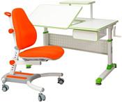Rifforma Comfort-34 с креслом (оранжевый/зеленый)
