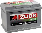 Zubr Premium (80Ah)
