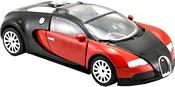 Alloy Car Bugatti Veyron 1:24