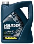 Mannol MOLIBDEN DIESEL 10W-40 5л