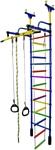Формула здоровья Жирафик-1А Плюс (синий/радуга)