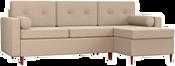 Mebelico Белфаст 59065 (рогожка, бежевый)