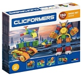 Magformers Clicformers 801005 Basic Set 150
