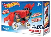 Bauer Hot Wheels 713 Musculz Drago