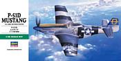 Hasegawa Истребитель P-51D Mustang 1:48