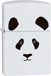 Zippo Panda White Matte 28860
