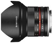 Samyang 12mm f/2.0 ED AS NCS CS Micro 4/3