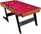 Real 6ft Folding Snooker and Pool Table