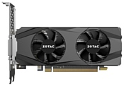 ZOTAC GeForce GTX 1050 Ti 1290Mhz PCI-E 3.0 4096Mb 7000Mhz 128 bit DVI HDMI HDCP Low Profile