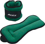 Alex Ankle Wrist Weight 2x1.5 кг (WT-AHB-1239-3K)