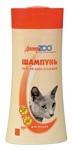 Доктор ZOO Шампунь для кошек антипаразитарный 250мл