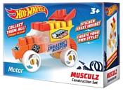 Bauer Hot Wheels 712 Musculz G Motor