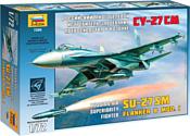 Звезда Российский многоцелевой истребитель Су-27СМ