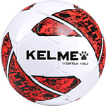 Kelme Vortex F18.2 Indoor 9086842-129-4 (белый/красный, 4 размер)