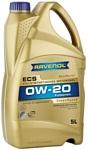 Ravenol Eco Synth ECS 0W-20 5л